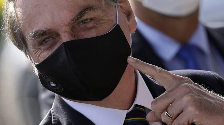 Βραζιλία: Παραμένει θετικός στον κορωνοϊό ο Μπολσονάρου