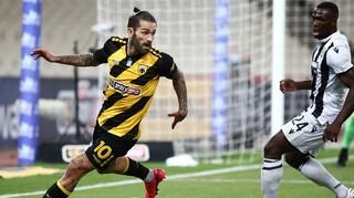 ΑΕΚ - ΠΑΟΚ 0-0: «Αγκαλιά» με το Champions League
