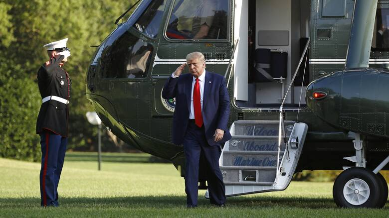 ΗΠΑ: Απέλυσε τον διευθυντή της προεκλογικής του εκστρατείας ο Τραμπ