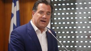 Γεωργιάδης: Αύξηση 598,5% των ελέγχων στο παρεμπόριο