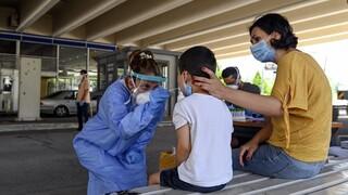 Παρατηρητήριο για τον κορωνοϊό στην Ελλάδα: Αύξηση κρουσμάτων και ελέγχων  - Στο 0,4 ο δείκτης Rt