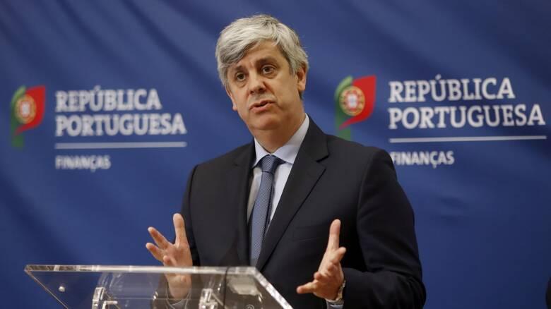 Μάριο Σεντένο: Από πρόεδρος του Eurogroup, διοικητής της Κεντρικής Τράπεζας της Πορτογαλίας