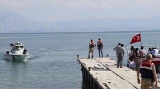 Τουρκία: Στους 40 οι νεκροί από το ναυάγιο στην λίμνη Βαν