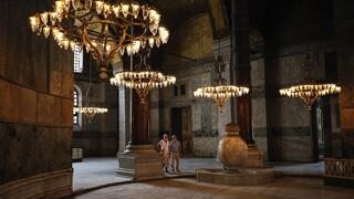 Σε νέο μουσείο κοντά στην Αγία Σοφία οι εικόνες και τα χριστιανικά κειμήλια