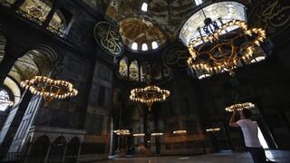ΕΛΚ σε ΕΕ - UNESCO: Η Τουρκία παραβιάζει το διεθνές δίκαιο με την Αγία Σοφία