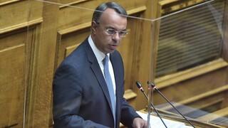 Ευνοϊκές ρυθμίσεις για «κόκκινα» και «πράσινα» δάνεια ανακοίνωσε ο Σταϊκούρας