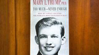 Πωλήσεις... μαμούθ για το βιβλίο της ανιψιάς του Ντόναλντ Τραμπ