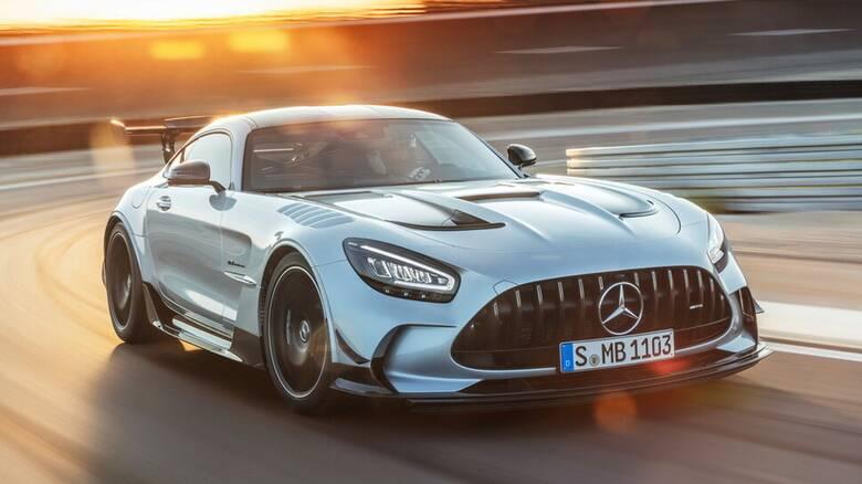 Αυτοκίνητο: Η Black Series των 730 ίππων είναι η κορυφαία έκδοση της Mercedes AMG GT
