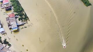 Κίνα: Κόκκινος συναγερμός στη Γουχάν εξαιτίας των πλημμυρών