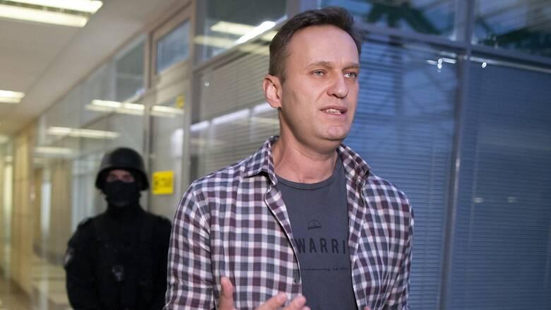 Ρωσία: Οι Αρχές απαγόρευσαν στον Αλεξέι Ναβάλνι να εγκαταλείψει τη χώρα