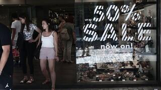 Θερινές εκπτώσεις 2020: Ανοιχτά τα καταστήματα την Κυριακή