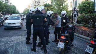 Επεισόδια ΑΣΟΕE: Ελεύθεροι οι συλληφθέντες με όρο να μην πηγαίνουν στα Εξάρχεια