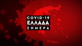 Κορωνοϊός: Η εξάπλωση του Covid 19 στην Ελλάδα με αριθμούς (17 Ιουλίου)