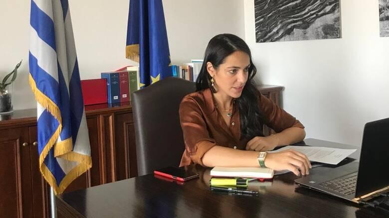 Μιχαηλίδου: 15.000 voucher σε εργαζόμενες μητέρες του δημοσίου για βρεφονηπιακούς σταθμούς