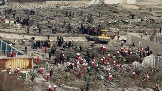 Στη Γαλλία τα μαύρα κουτιά του ουκρανικού αεροσκάφους που καταρρίφθηκε κατά λάθος