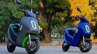Το πρώτο ηλεκτροκίνητο ελληνικό σκούτερ είναι «έξυπνο» και καινοτόμο