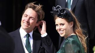 Φωτογραφίες από το μυστικό γάμο της Βεατρίκης, κόρης του πρίγκιπα Άντριου