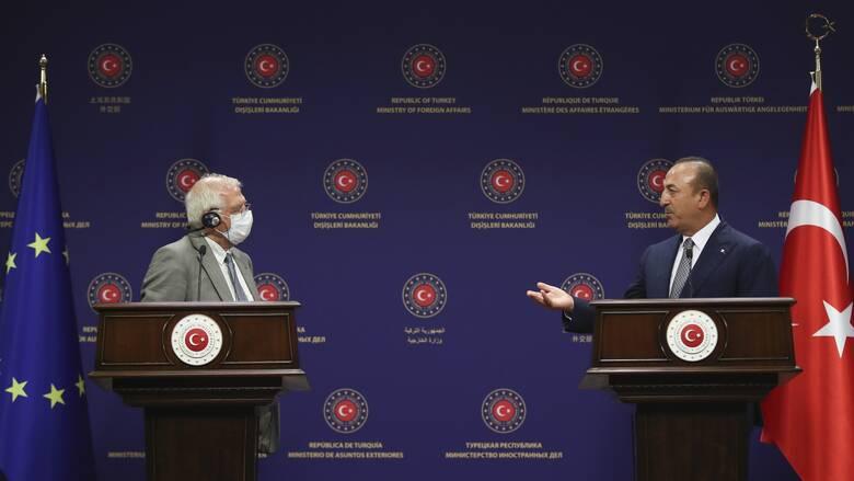 Μπορέλ: Η αντιμετώπιση της Τουρκίας είναι η μεγαλύτερη πρόκληση για την εξωτερική πολιτική της Ε.Ε.