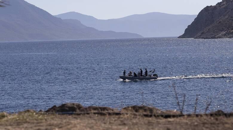 Προσάραξη ταχύπλοου με οκτώ επιβαίνοντες στη νησίδα Μετώπη στον Σαρωνικό