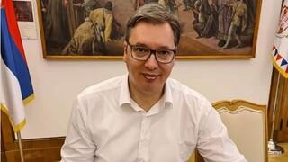 Ο πρόεδρος της Σερβίας... γράφτηκε στο Πανεπιστήμιο και θέλει να γίνει προπονητής!