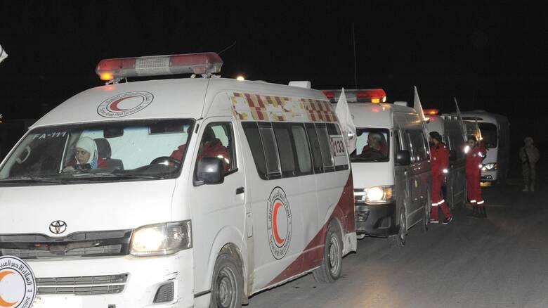 Συρία: Νεκροί και τραυματίες σε επίθεση με παγιδευμένο όχημα