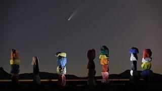 NEOWISE: Ορατός για λίγες ημέρες ακόμη και από την Ελλάδα ο κομήτης - Τι μάθαμε γι' αυτόν