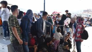 Δύο βάρκες με 90 πρόσφυγες έφτασαν στη Μυτιλήνη
