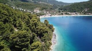 Σκόπελος: Εκεί όπου το γαλάζιο συναντά με αρμονία το πράσινο