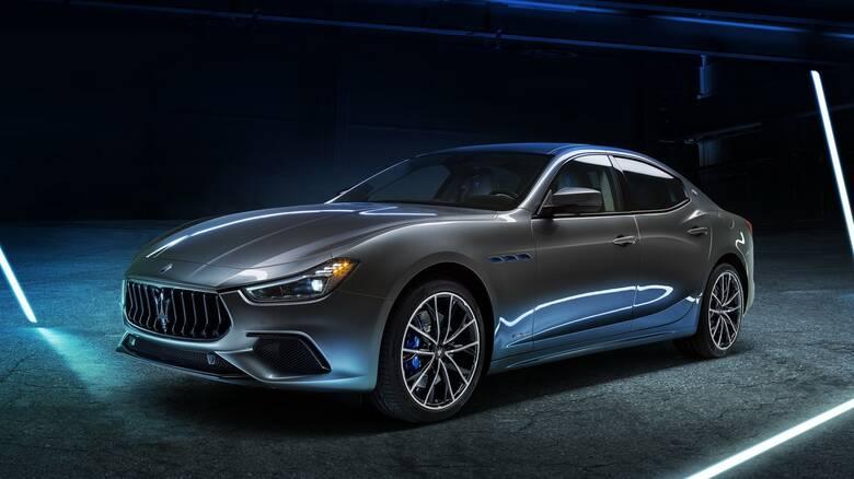Τώρα και οι Maserati γίνονται υβριδικές, με πρώτη την Ghibli με τον κινητήρα των 2.000 κυβικών