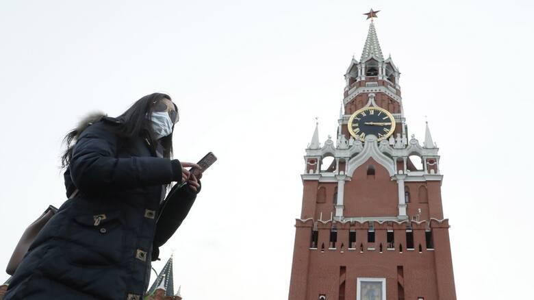 Κορωνοϊός: Λιγότερα από 6.000 κρούσματα σε ένα 24ωρο στη Ρωσία