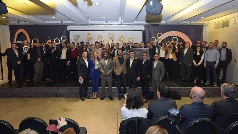 7o Envolve Award Greece: Παρακολουθείστε ζωντανά την τελετή για τα βραβεία επιχειρηματικότητας