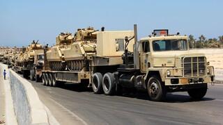 Εξελίξεις στη Λιβύη: «Πράσινο φως» για ανάπτυξη στρατού από την Αίγυπτο