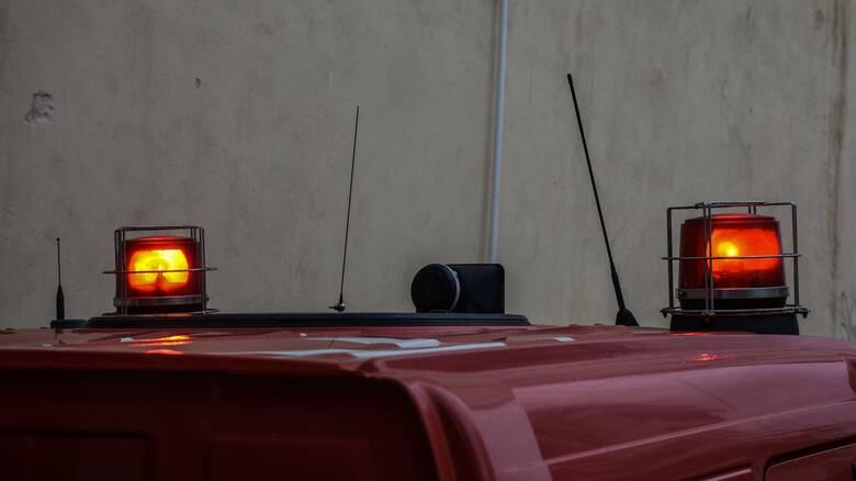 Άνδρος: Βελτιωμένη παρουσιάζεται η εικόνα της πυρκαγιάς στο Κόρθι
