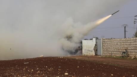 Συρία: Ο στρατός του Άσαντ επιτέθηκε με αντιαεροπορικά πυρά κατά πυραύλων