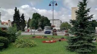 Ουκρανία: Άνδρας με όπλα και εκρηκτικά κρατά 20 ομήρους σε λεωφορείο