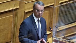 Σταϊκούρας: Προανήγγειλε τροπολογία για τα εκκρεμή κόκκινα δάνεια