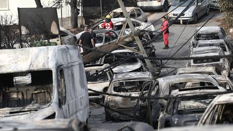 Τραγωδία στο Μάτι: Στη δημοσιότητα οι καταθέσεις Τόσκα, Γεροβασίλη και Σκουρλέτη