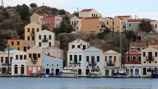 Πρόεδρος Καστελόριζου στο CNN Greece: Περάσαμε τρεις πολύ δύσκολες ώρες