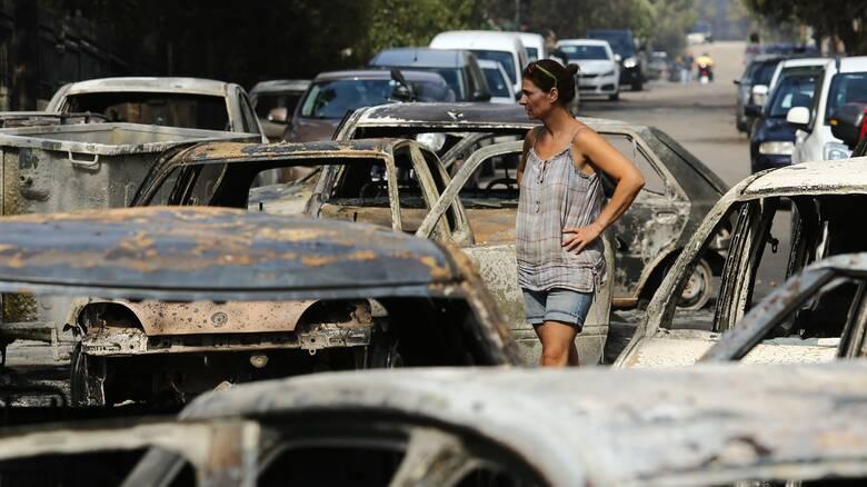 Μάτι: Πώς αλλάζει πρόσωπο η περιοχή δύο χρόνια μετά την τραγωδία