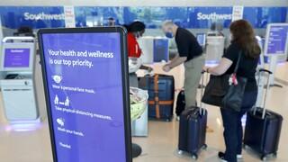 Κορωνοϊός - ΗΠΑ: Μειωμένη ζήτηση στις αερομεταφορές λόγω πανδημίας