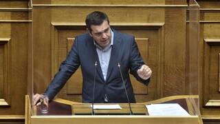Τσίπρας: Ο κ. Μητσοτάκης να έρθει στην Βουλή να ενημερώσει για τα ελληνοτουρκικά