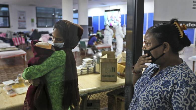 ΔΝΤ για κορωνοϊό: Η πανδημία απειλεί την ισότητα των δύο φύλων