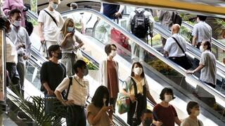 Κορωνοϊός - Τόκιο: Στον μέγιστο βαθμό το επίπεδο συναγερμού λόγω έξαρσης κρουσμάτων