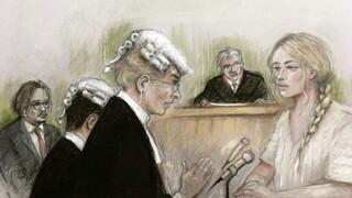 Άμπερ Χερντ για τον Τζόνι Ντεπ: «Μου πέταγε μπουκάλια σαν χειροβομβίδες»