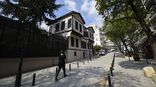 Θεσσαλονίκη: Σύλληψη 57χρονου που πέταξε μπογιά στο τουρκικό προξενείο