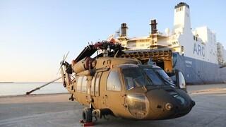 Αλεξανδρούπολη: Εικόνες από την άφιξη αμερικανικών στρατιωτικών δυνάμεων στο λιμάνι