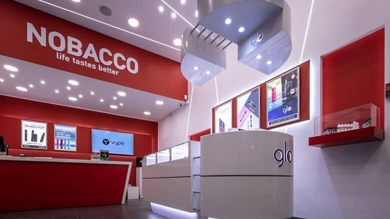 Πενταπλασιασμός μεριδίου στις ηλεκτρονικές πωλήσεις και τριψήφιος ρυθμός ανάπτυξης για τη Nobacco