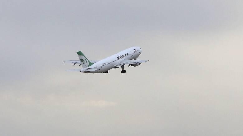Επεισόδιο στον αέρα: Μαχητικά των ΗΠΑ «παρενόχλησαν» ιρανικό αεροσκάφος
