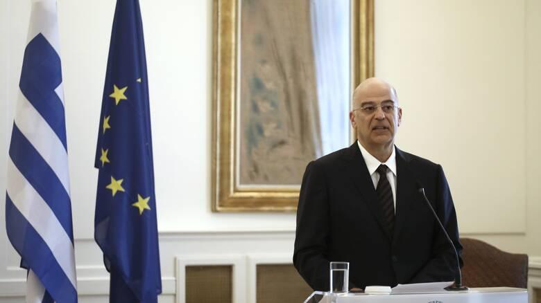 Τουρκική προκλητικότητα: Ενημέρωση Ευρωπαίων και περιφερειακών αξιωματούχων από τον Δένδια