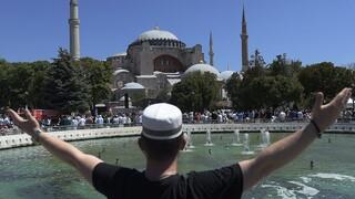 Αγία Σοφία: Ορθόδοξη και Καθολική Εκκλησία, ενωμένες, πενθούν για τη μετατροπή σε τζαμί